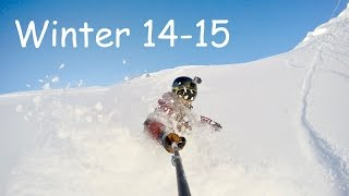 GoPro: Winter 2014-2015 Season Edit 🎿