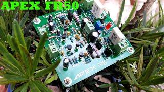 DIY Audio Amplifier APEX FR50 | JLCPCB | LCSC Electronics