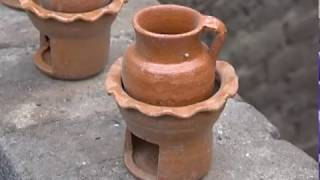 A las artesanías realizadas en Amozoc se suman las cazuelas de barro