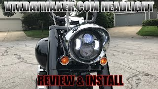 Vtxdaymaker Headlight Review And Install