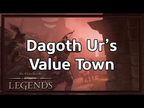 Dagoth Ur's Value Town | Elder Scrolls Legends