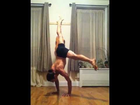 Matt Giordano- Handstand and Arm Balances