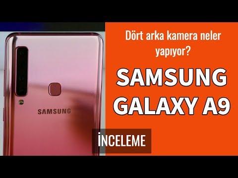 Samsung Galaxy A9 İncelemesi
