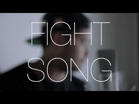 Fight Song - Rachel Platten (Cover by Travis Atreo)
