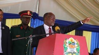 Makonda wewe chapa kazi - Rais Magufuli