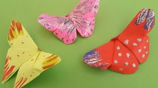 make a beautiful origami poppy! | craftgawker | 180x320