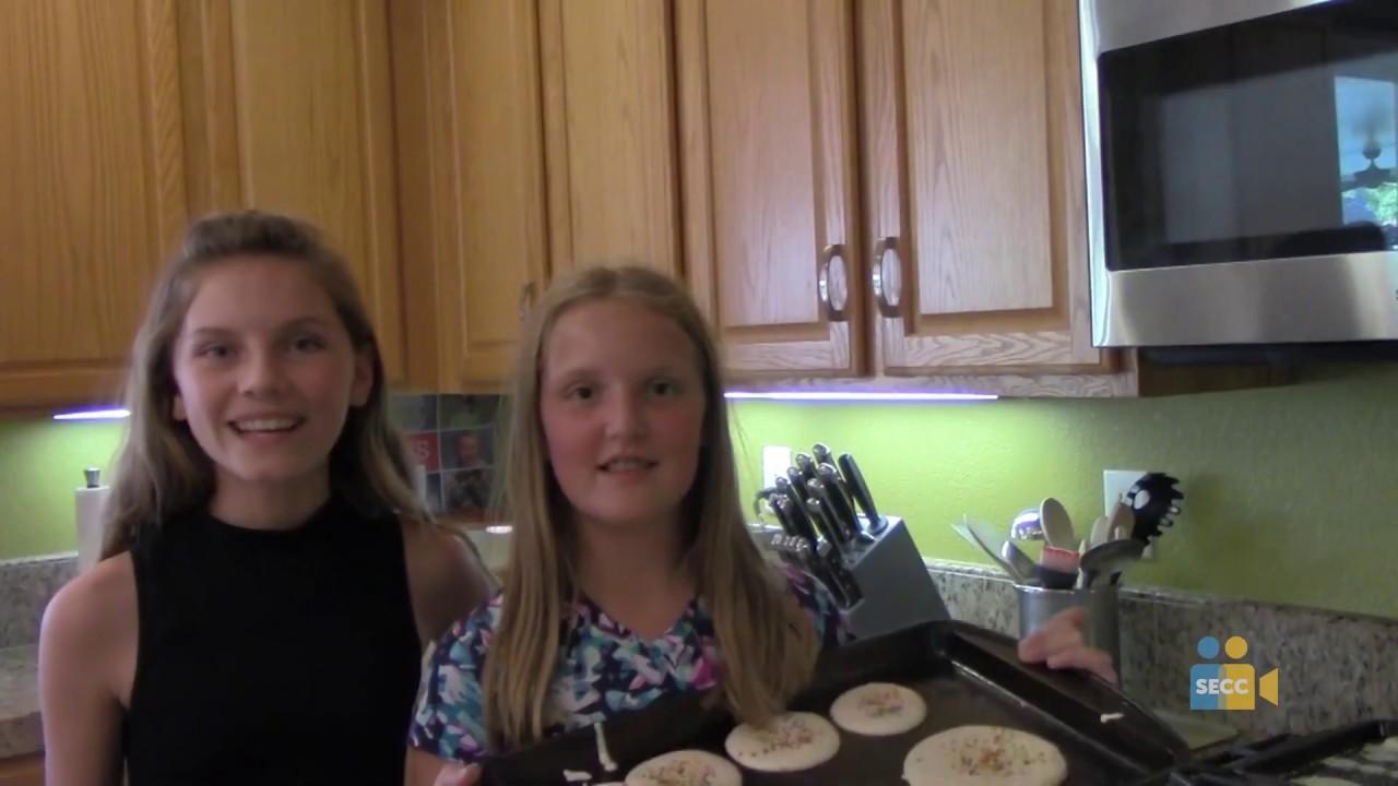 SEVA Feature: Baking Meringue Cookies