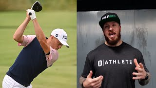 Work out like Justin Thomas