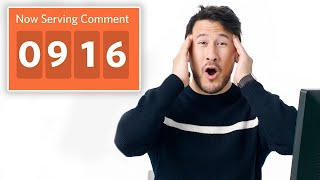 Markiplier Reacts To His Top 1000 YouTube Comments