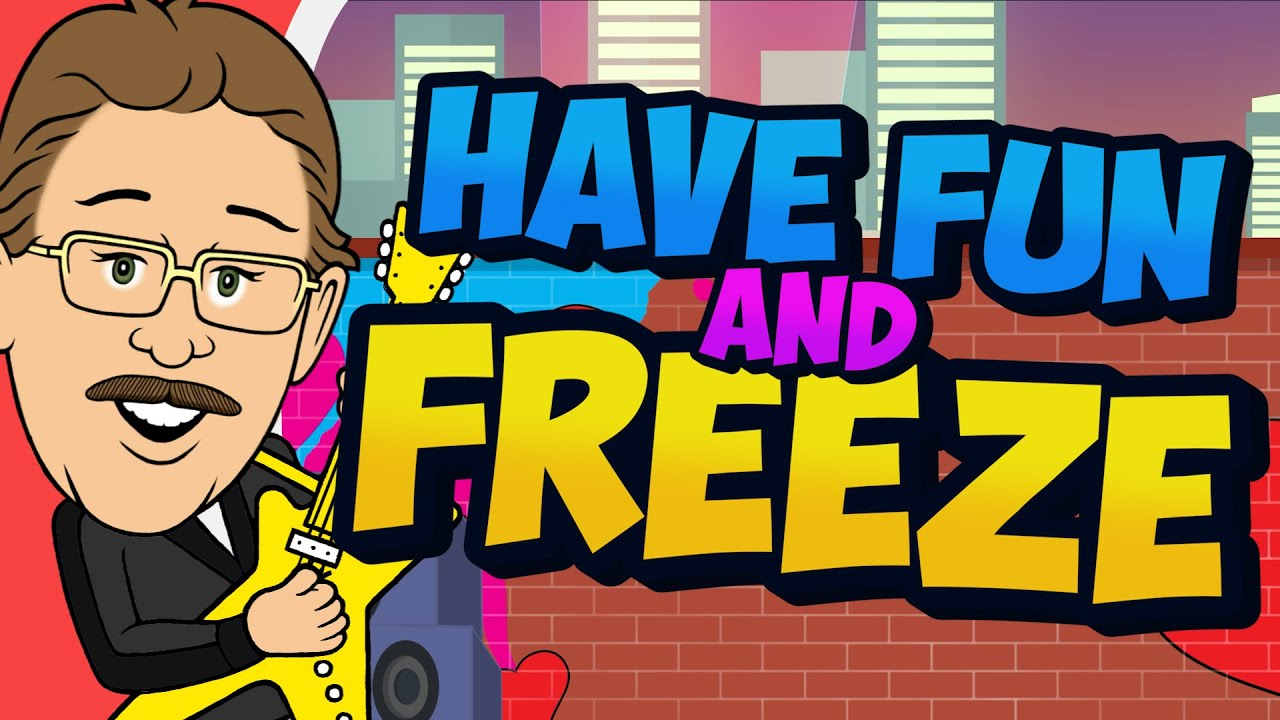 Download Have Fun and Freeze! | Freeze Dance Song | Jack Hartmann Move and Freeze