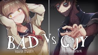 Nightcore ↬ bad guy [Switching Vocals]