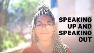 Social Emotional Learning (SEL) Video Lesson of the Week (43) - Speaking Up and Speaking Out