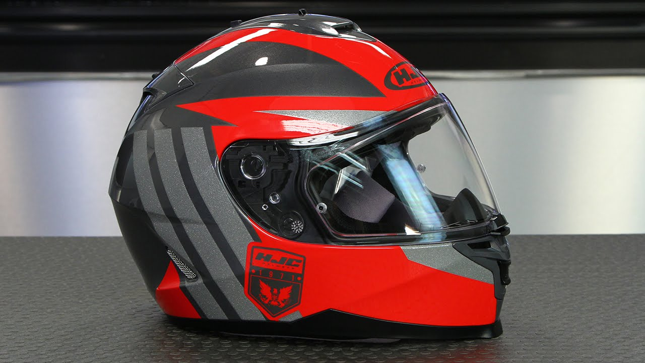 hjc is 17 grapple helmet motorcycle superstore youtube. Black Bedroom Furniture Sets. Home Design Ideas