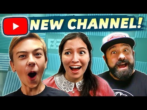 Download Youtube: NEW YOUTUBE CHANNEL?!