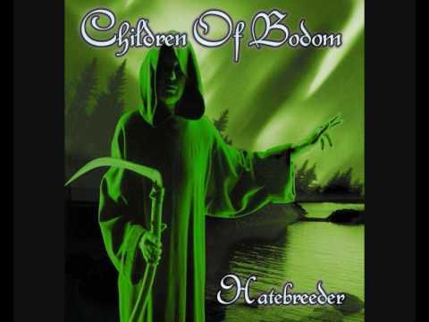 Children Of Bodom - Black Widow [Lyrics]