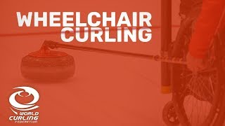 Throwing Stones: A Passion for Wheelchair Curling