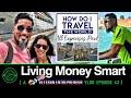 How to Travel the World All-Expenses Paid | #LivingMoneySmart a #Vetrepreneur VLOG EP43