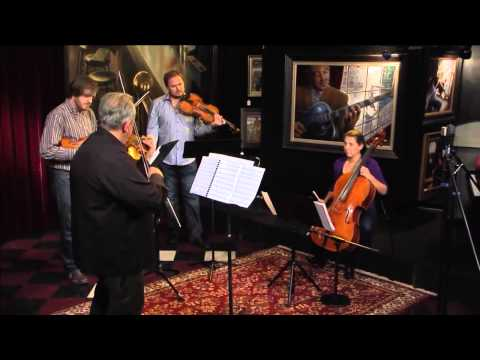 Video - Cohen, Jeremy - 4 Latin Pieces Together - World Chamber Series - for String Quartet - Violinjazz Editions   5512 088