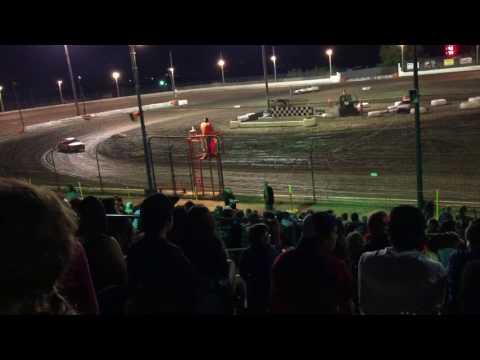 Sycamore Speedway Spectator 25 Lapper 07/28/2017