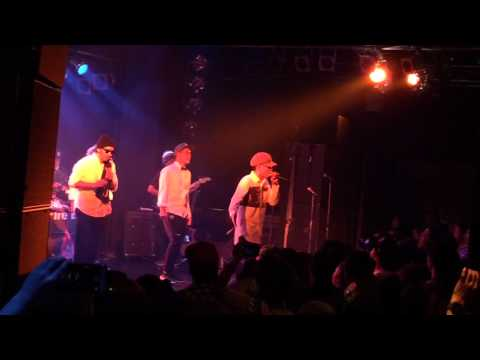 """Missing You @ FIRE BALL All Time Best リリース記念スペシャルライブ """"WHITE ~Home Grown編~ 2015/10/18"""
