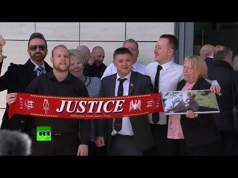 Tears & cheers as Hillsborough 96 found 'unlawfully killed'