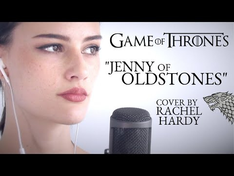Jenny Of Oldstones - Game Of Thrones Season 8 / Florence + The Machine - Cover By Rachel Hardy