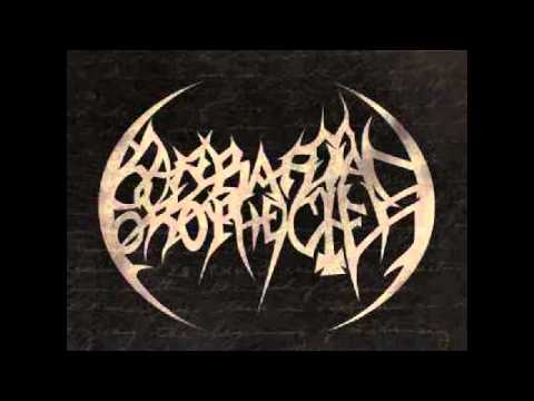 BARBARIAN PROPHECIES  -  Baptized By Wolves