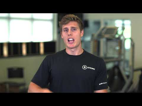 B STRONG  Pro Tip - Muscle Fatigue