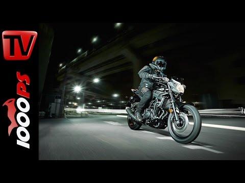 Yamaha MT-03  2016   Preis, Verfügbarkeit, Leistung