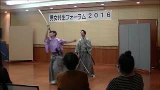 斬られ方が大事ですね。 殺陣ジョイの情報は藤亀会 http://www.fujikame...