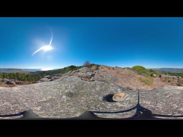 Monte Siradella   Ensenada O Grove 360º