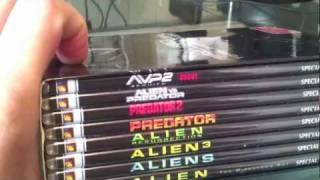 Alien Predator DVD Box Set