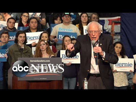 Sanders polls on top in Iowa as 2020 candidates gear up for caucuses l ABC News