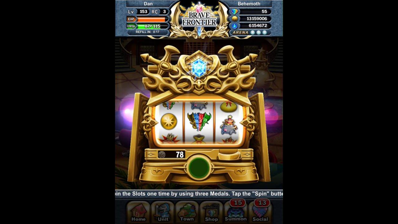 Brave frontier video slots online casino minimum deposit 5 euro