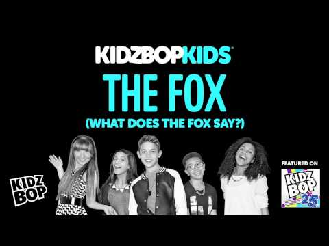 KIDZ BOP Kids - The Fox (What Does The Fox Say?) - KIDZ BOP 25