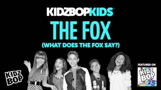 Watch Kidz Bop Kids The Fox what Does The Fox Say video