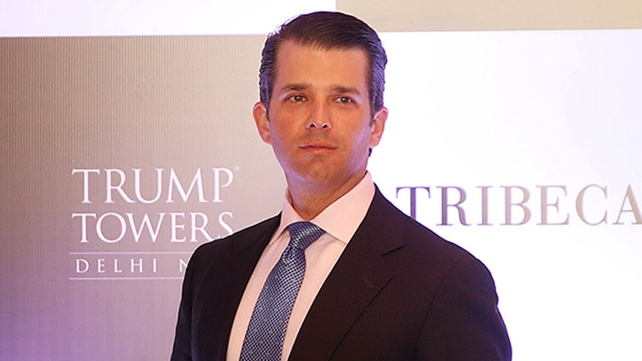 Donald Trump Jr. Blasted On Twitter For Promoting ...