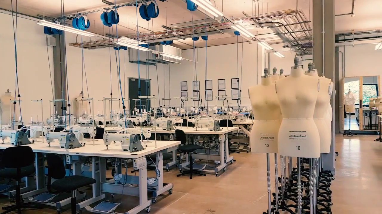 Cardiff Met Fashion Design Facilities Metropolitan University