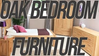 Oak Bedroom Furniture - Uk's Best Oak Furniture