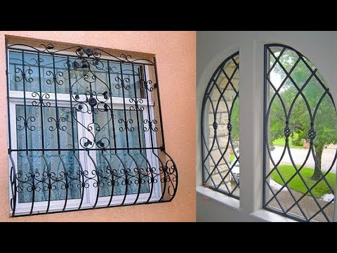 25 Best And Modern Window Grill Design Stainless Steel Gate Design
