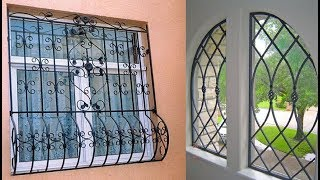 25 Best and Modern Window Grill Design, Stainless Steel Gate Design,  Latest Collection 2018