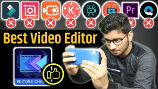 Best Video Editing Software for Android with Full Tutorial in Hindi || Video Editing Apps Android