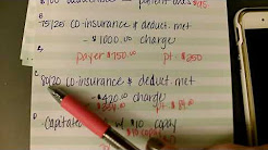Insurance Math - Figuring Out Percentages Ch. 1