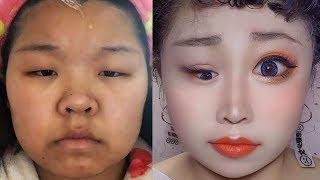 Asian Makeup Tutorials Compilation 2020 - 美しいメイクアップ / part59