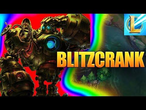 League Of Legends Wild Rift Blitzcrank Gameplay Guide (Lol Mobile)