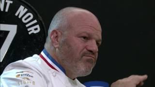 Philippe Etchebest - portrait décalé dans bouillons de chefs