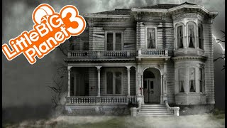 HAUNTED HOUSE! | Little Big Planet 3 Multiplayer (147)