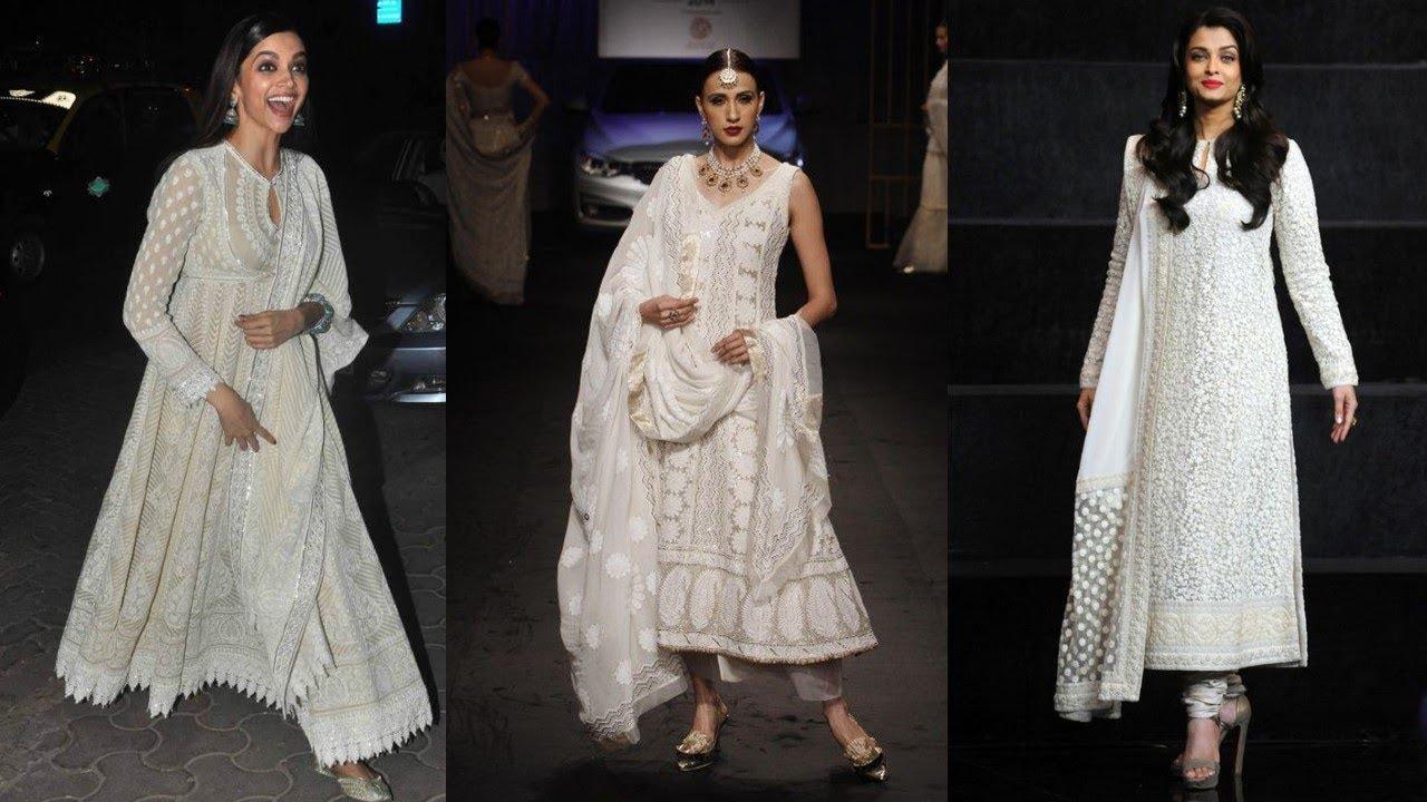 Designer Lucknowi Dresses