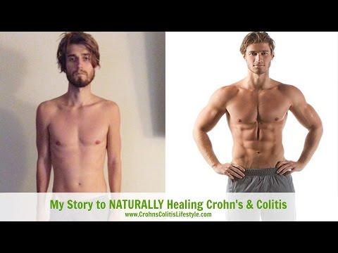 My Story of Healing Crohn's & Colitis Naturally
