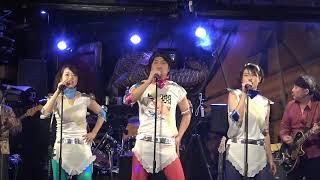 2018年6月2日に行われたダイナマイトポップス・ライブ AT SHIBUYA CROCO...